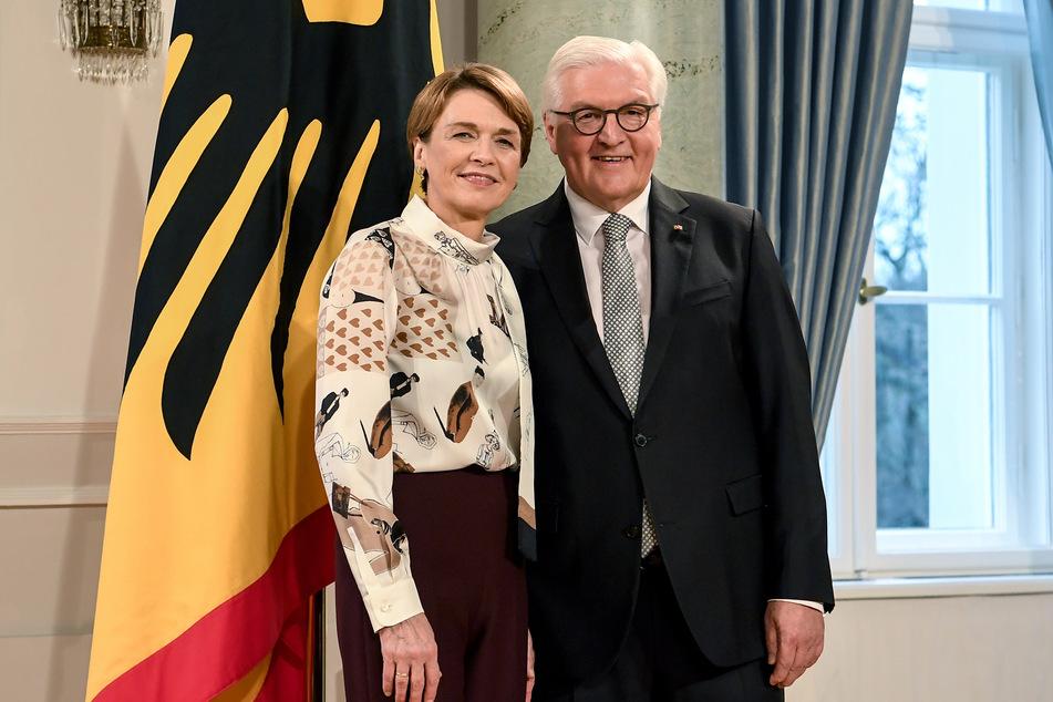 Normalerweise empfängt Bundespräsident Frank Walter Steinmeier zu Beginn jeden Jahres etliche Gäste im Schloss Bellevue, 2021 muss das etwas anders laufen.