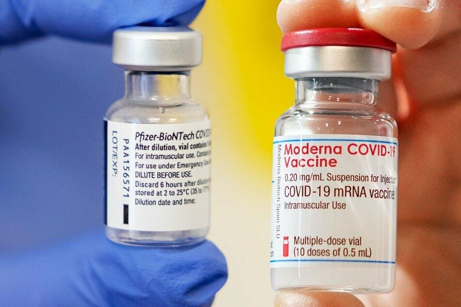 Die Impfstoffe von Pfizer-BioNTech und Moderna könnten jahrelang Schutz bieten.
