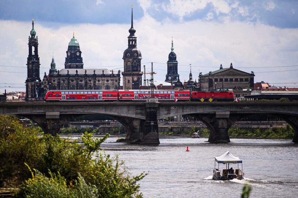 Das Dresdner S-Bahn-Netz wird im Dezember größer.