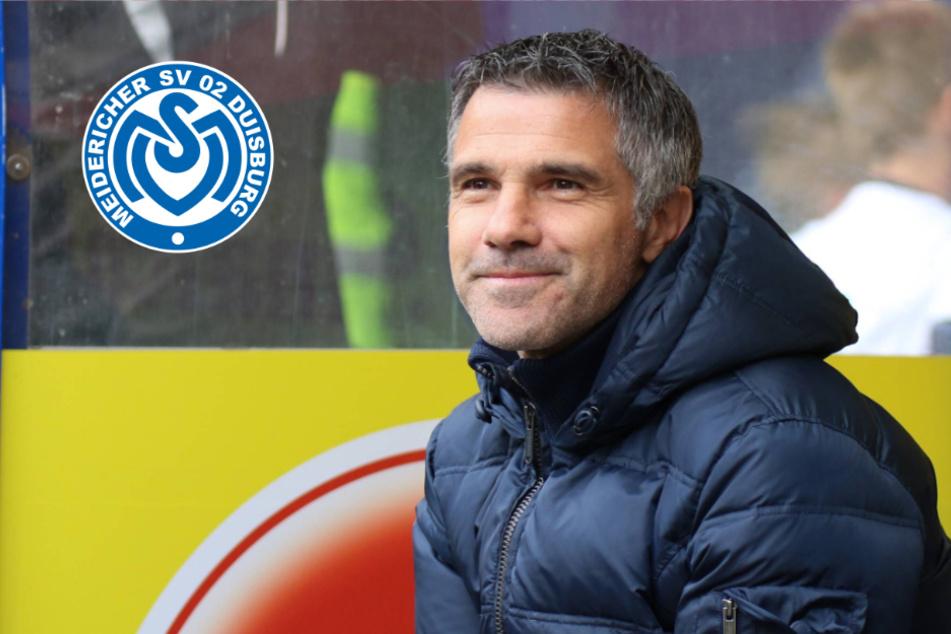 MSV Duisburg holt neuen Coach, der ein alter Bekannter ist