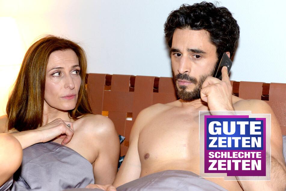 """GZSZ: GZSZ-Fans misstrauisch: """"Tobias ist eine Zeitbombe"""""""