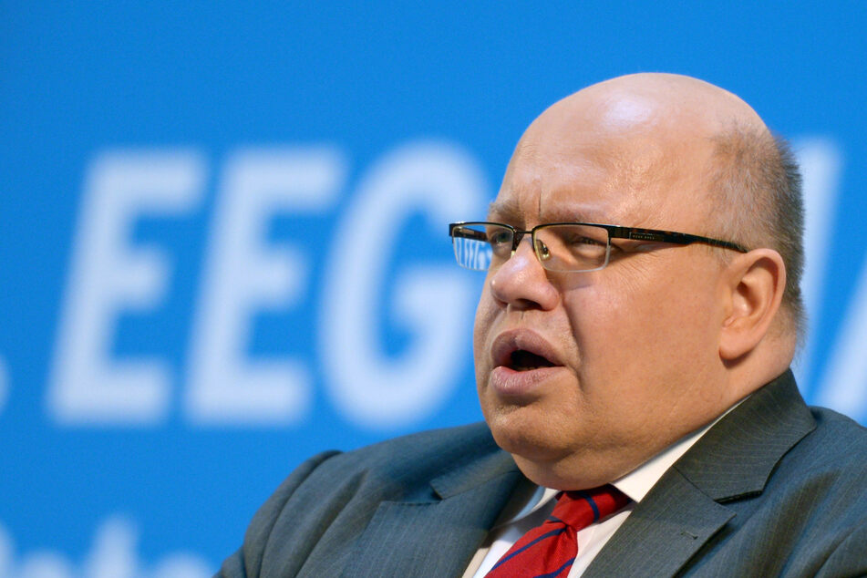 Wirtschaftsminister Peter Altmaier (62).