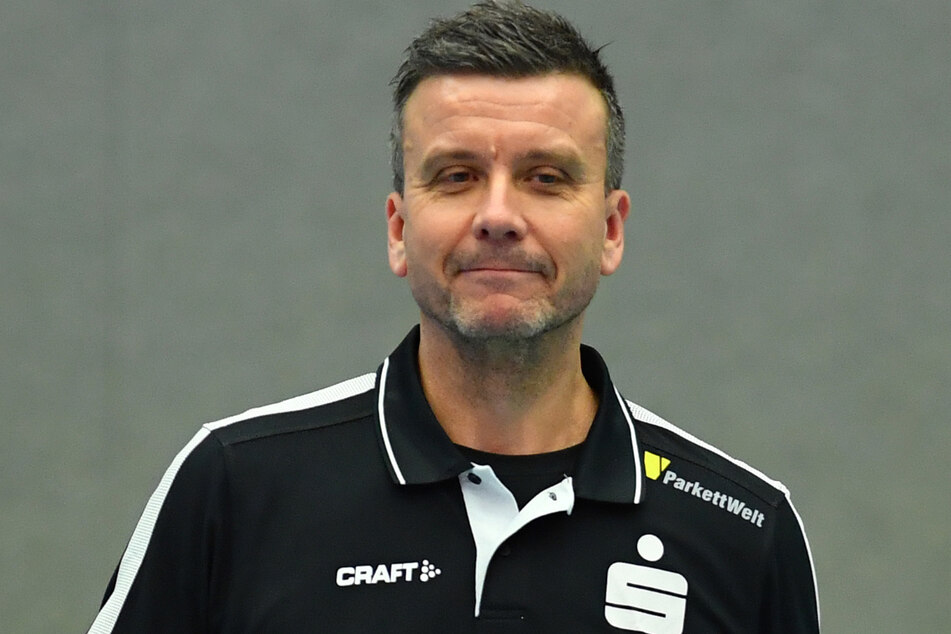 DSC-Trainer Alex Waibl ist sehr zufrieden mit seinem jungen Team.