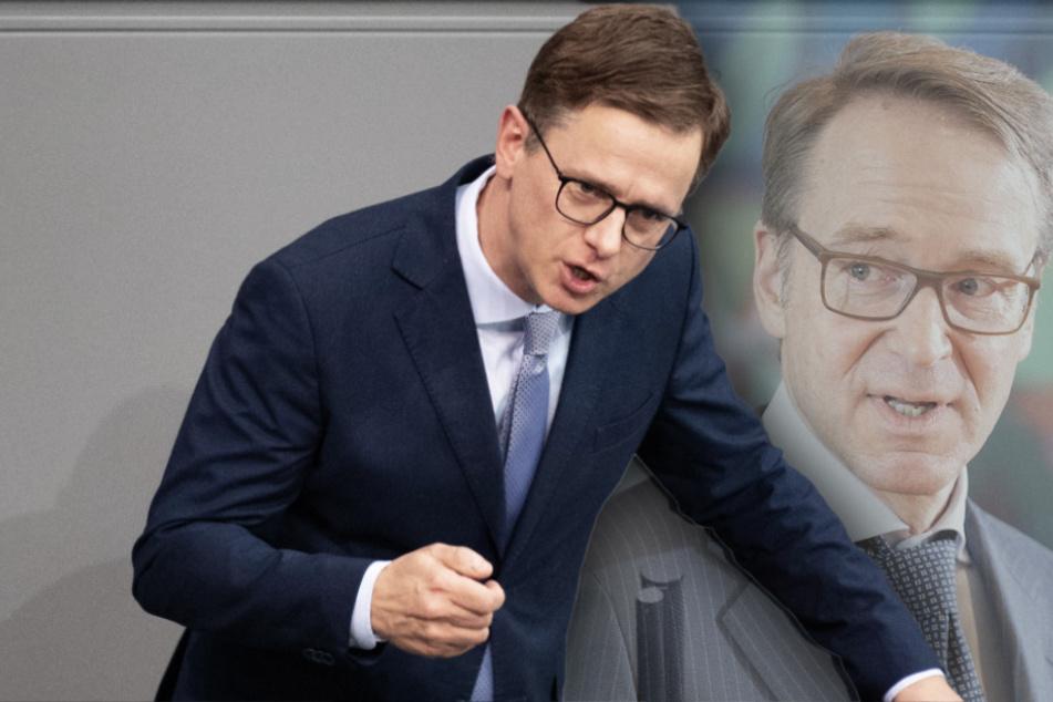 "Weidmanns Bundesbank-Rückzug ""ein fatales Signal"": CDU-Linnemann geldpolitisch beunruhigt!"