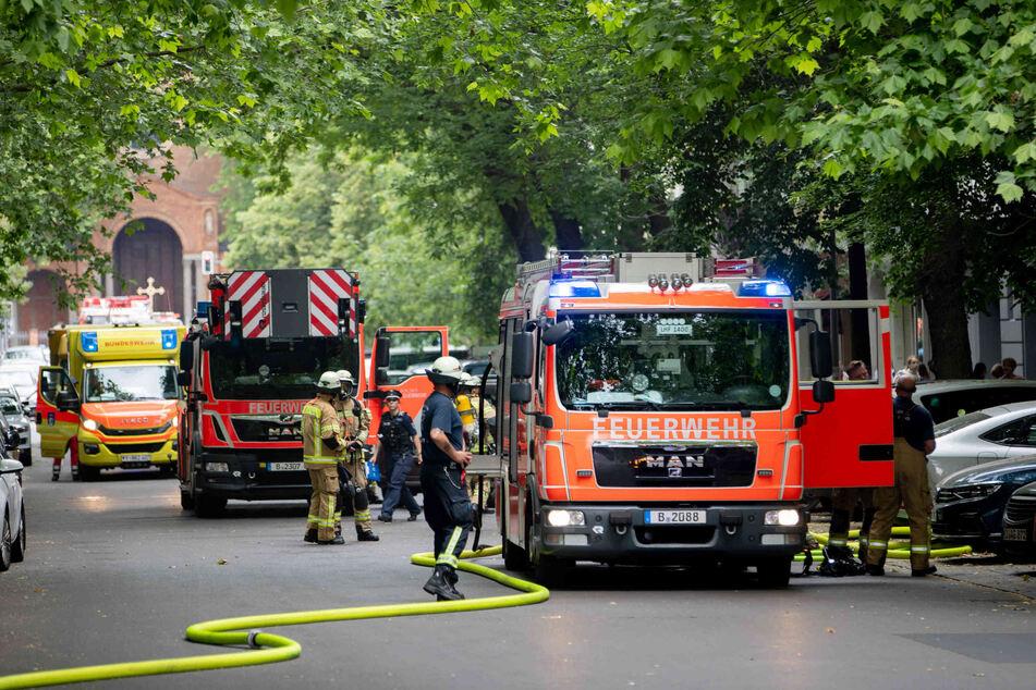 Die Berliner Feuerwehr legt an diesem Montag (9.00 Uhr) ihre Jahresbilanz 2019 vor.