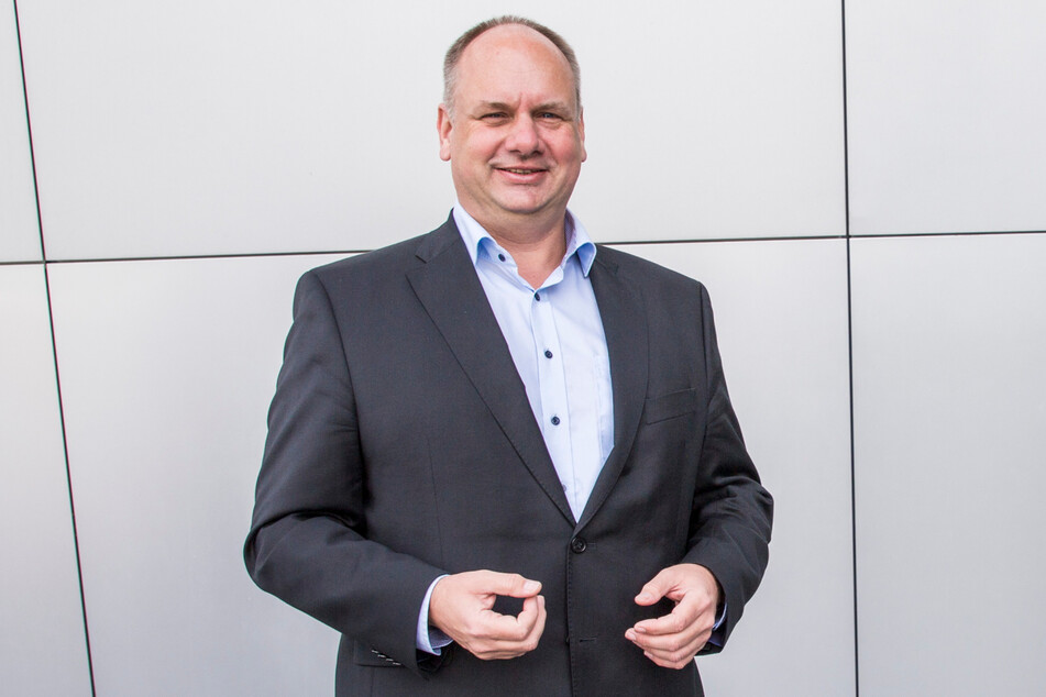Dresdens OB Dirk Hilbert (49, FDP).