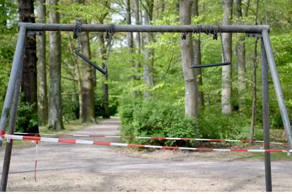 Nahe einer Grünfläche in Bochum hatte ein 23-Jähriger versucht, sein Opfer zu vergewaltigen (Symbolbild).