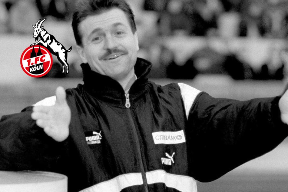 1. FC Köln trauert um ehemaligen Trainer Wolfgang Jerat