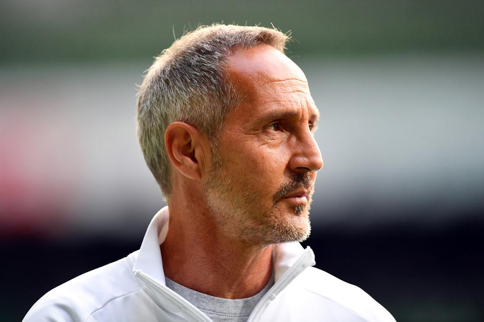 Adi Hütter (50) startet in seine dritte Saison als Trainer der Eintracht.
