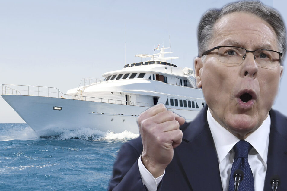 NRA leader hid from public outrage in luxury yacht after mass school shootings