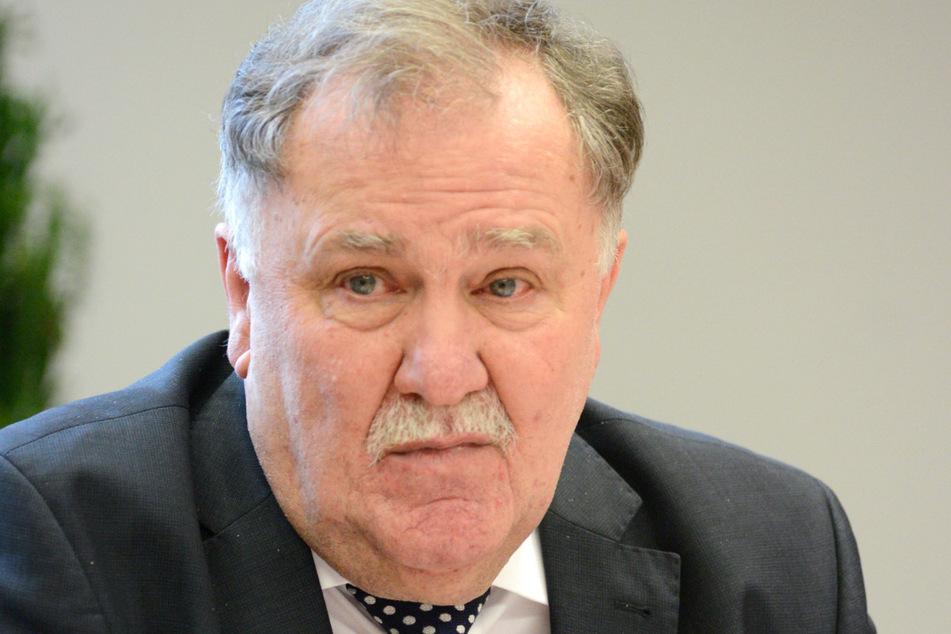 Klaus Fleischmann (68) soll jetzt untersuchen, was das in Leipzig schiefläuft.