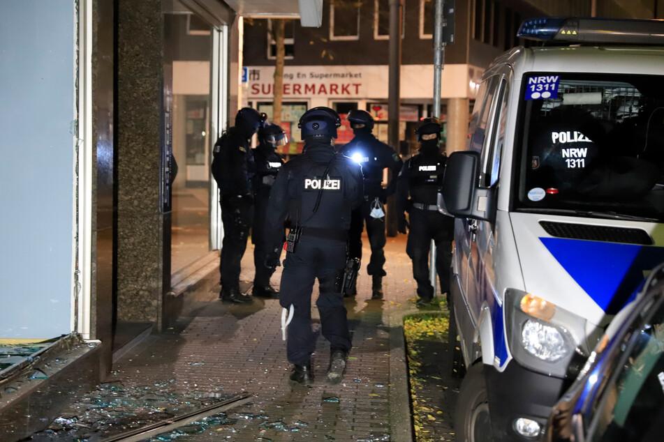 Schlag gegen Drogenring in NRW: Sieben Festnahmen!