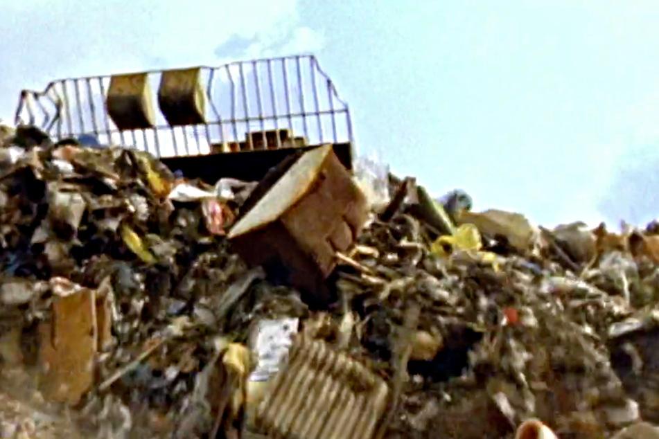 Schon vor der Wiedervereinigung war die BRD Meister im Produzieren von Müll.
