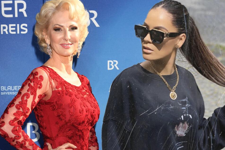 """Désirée Nick zieht über Janine Pink her: """"Kannst sie nur bis zum Hals angucken"""""""