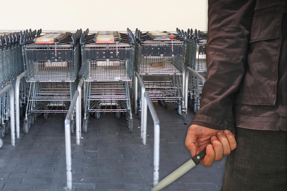 Mann und Freundin gehen in Supermarkt einkaufen: Für sie endet es tödlich