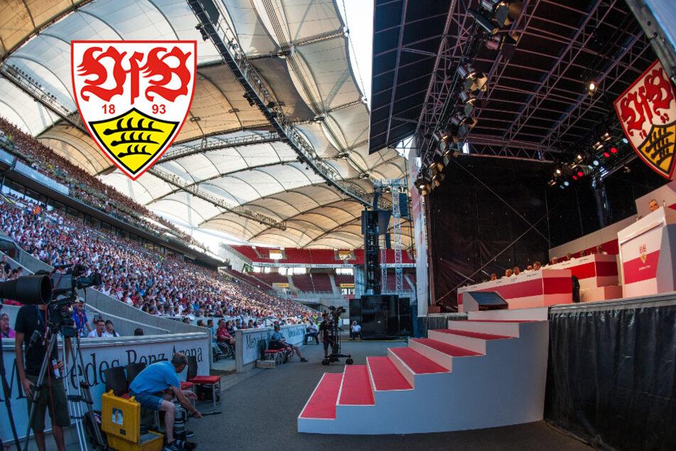Datum der Mitgliederversammlung des VfB Stuttgart steht fest