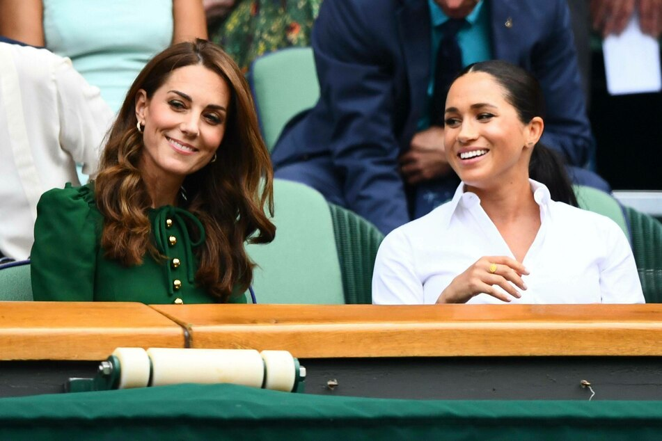 Are Meghan Markle and Kate Middleton working on a Netflix project together?