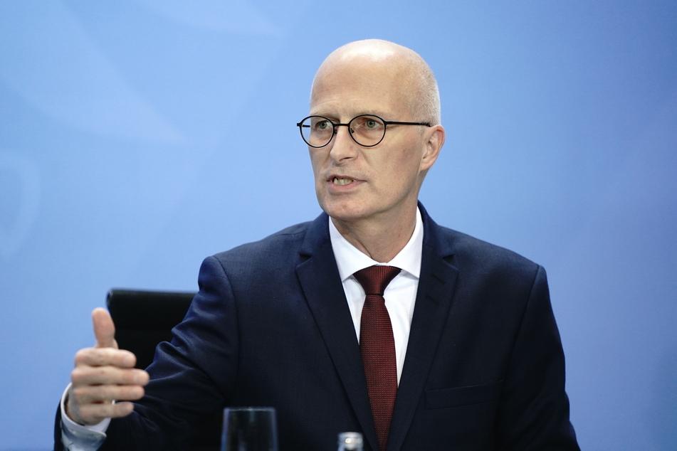 Hamburgs Bürgermeister Peter Tschentscher (SPD).