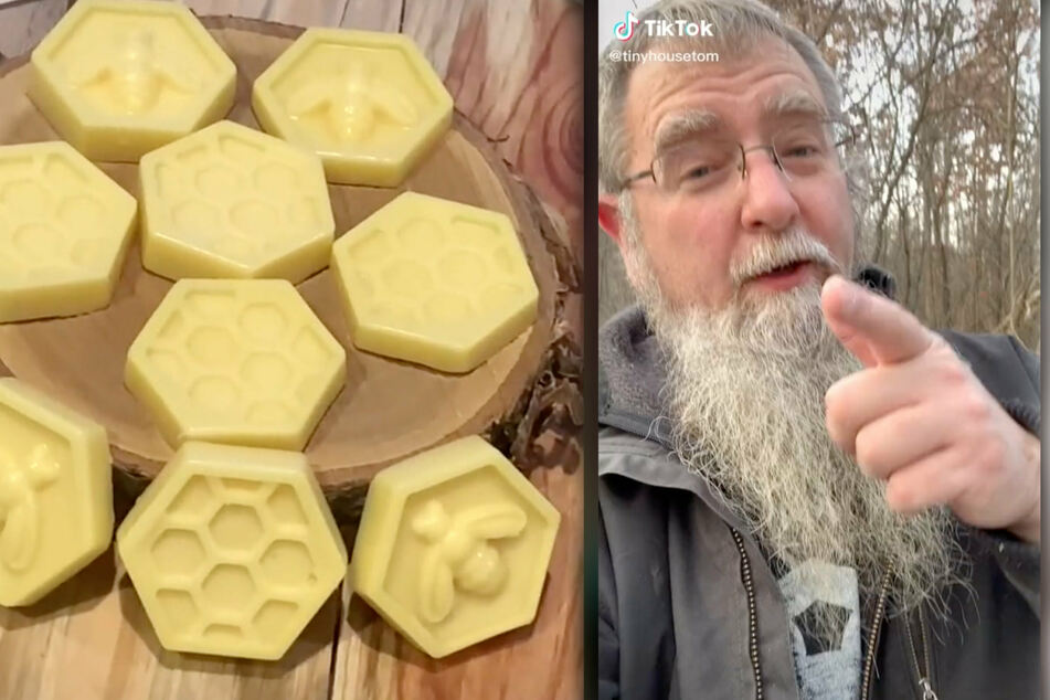 """""""The Bob Ross of TikTok"""": Meet the Army vet who went viral teaching kindness and making beeswax cosmetics"""