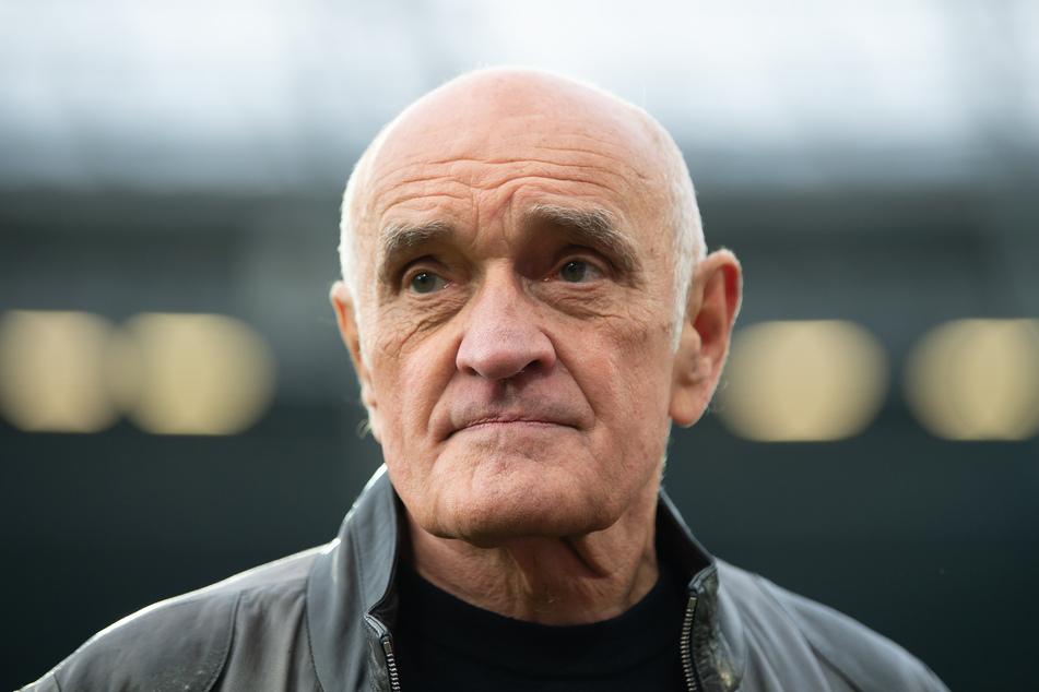 Hannovers Geschäftsführer Martin Kind (77).