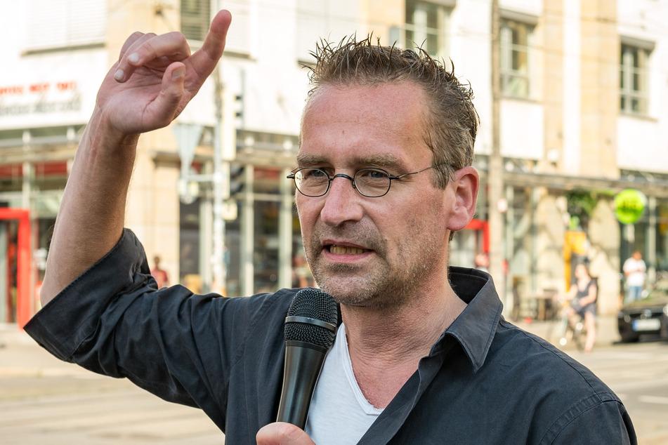 Will einen stadtteilverträglichen Boulevard mit möglichst wenigen Autos: Martin Schulte-Wissermann (50) von der Bürgerinitiative.