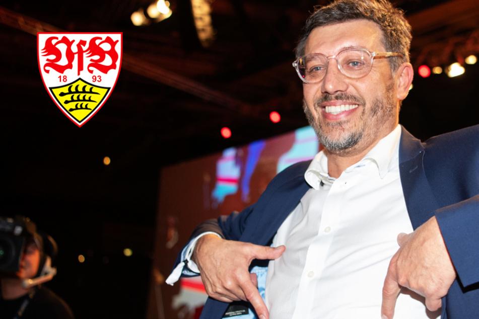 Claus Vogt steht als Präsident zur Wahl: Der große Gewinner heißt VfB Stuttgart
