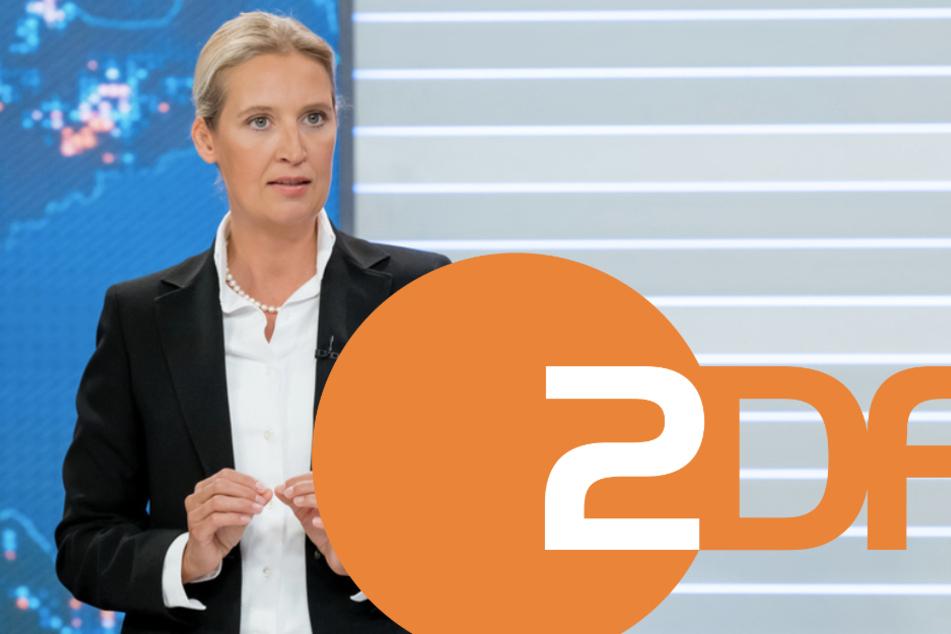 """""""Schlagabtausch - der Vierkampf von AfD, FDP, DIE LINKE und CSU"""" im ZDF am Montagabend: Alice Weidel (42, AfD) stand Rede und Antwort. Im Frühprogramm von ARD und ZDF war sie am Dienstag ebenfalls präsent."""