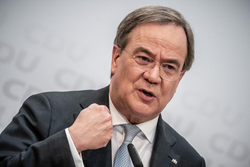 NRW-Ministerpräsident Armin Laschet (CDU) hat sich für vorsichtige Öffnungsschritte ausgesprochen.