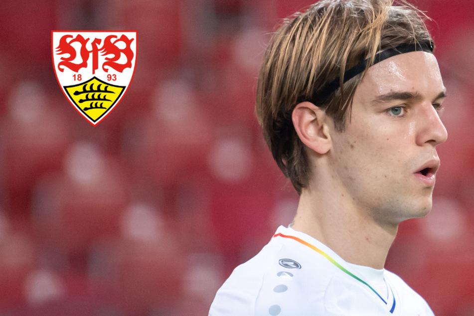 Verbandswechsel geplatzt: VfB-Spieler Borna Sosa entschuldigt sich