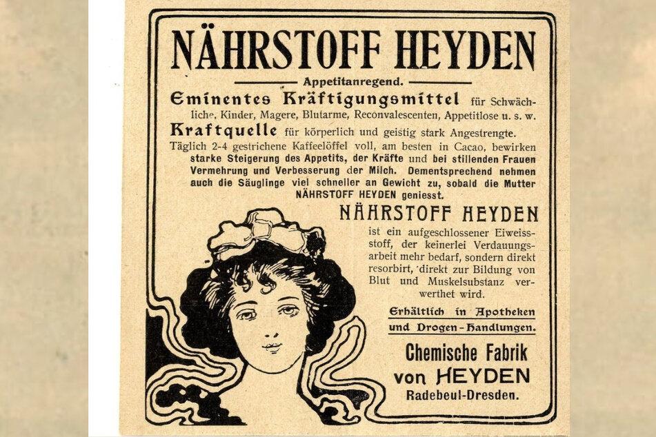 Die Firma stellt seit fast 150 Jahren ganz verschiedene Medizin-Produkte her.