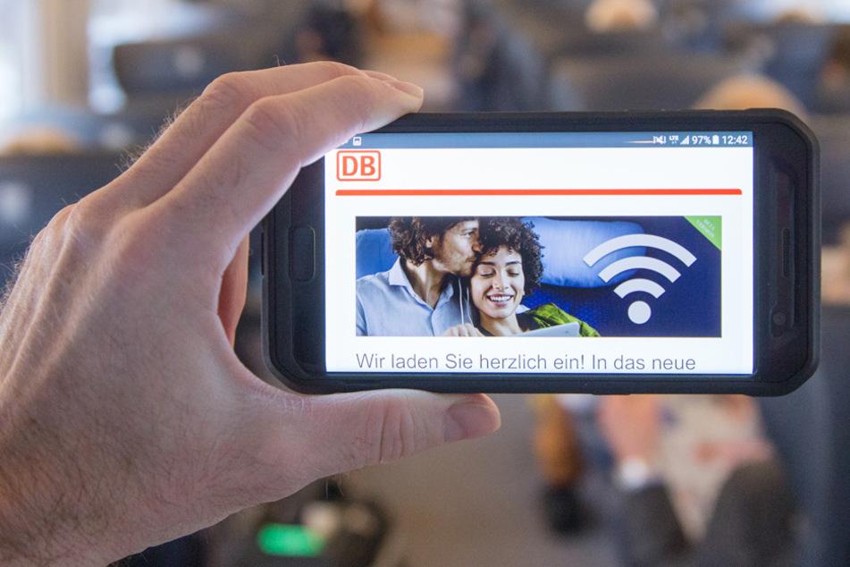 Internet im Zug? So schlecht schneidet Bayern ab