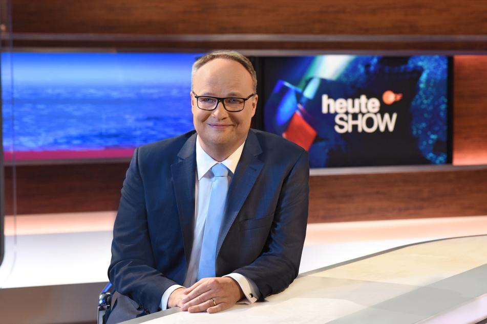 "Oliver Welke (54), Moderator der ZDF-Satiresendung ""heute show""."