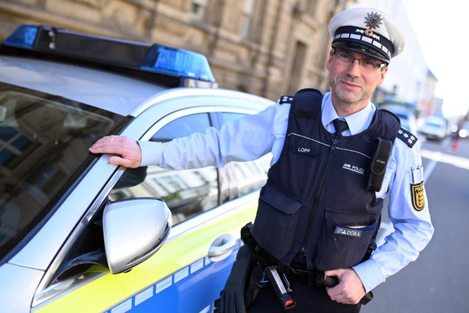 Polizist Gerald Lopp.