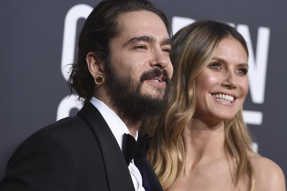 Seit nicht mal einem Jahr verheiratet: Tom Kaulitz und Heidi Klum.