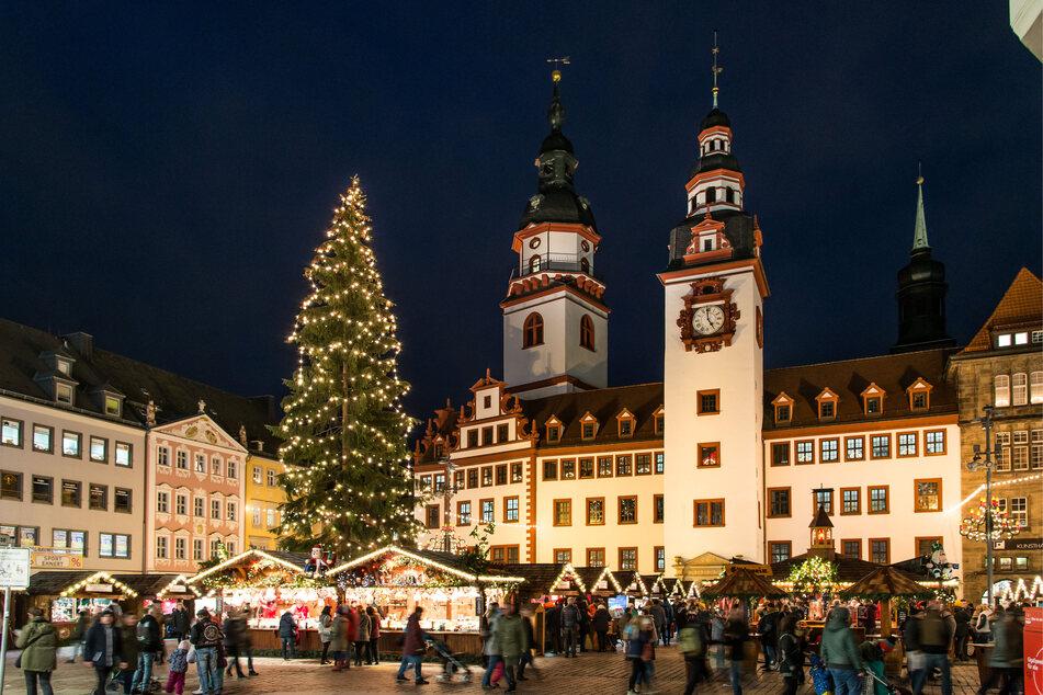 Im November wird es in Chemnitz keinen Weihnachtsmarkt geben.