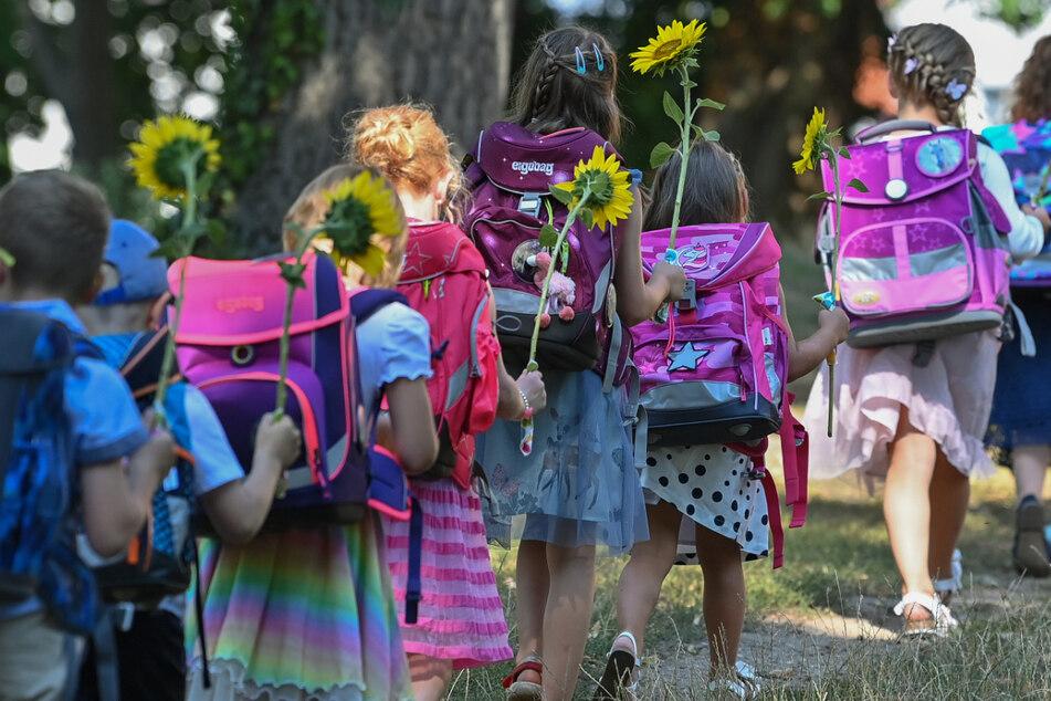 In zwei Wochen beginnt das neue Schuljahr: So läuft der Start für ABC-Schützen