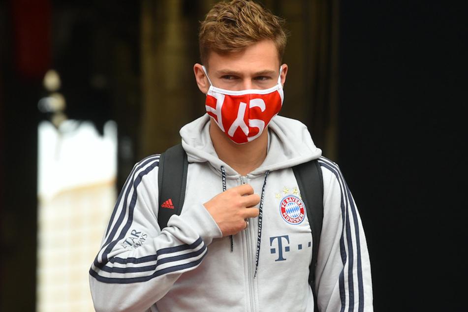 Münchens Joshua Kimmich (25) brennt auf die kommenden Spiele.