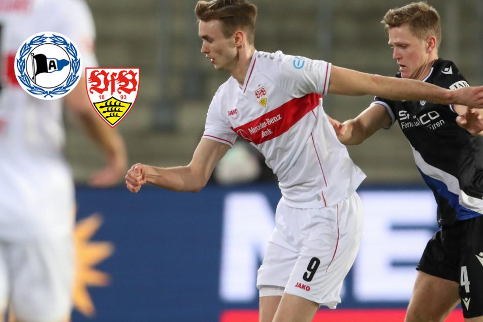 VfB-Blamage! Stuttgart zeigt gegen Bielefeld schlechteste Hinrunden-Leistung