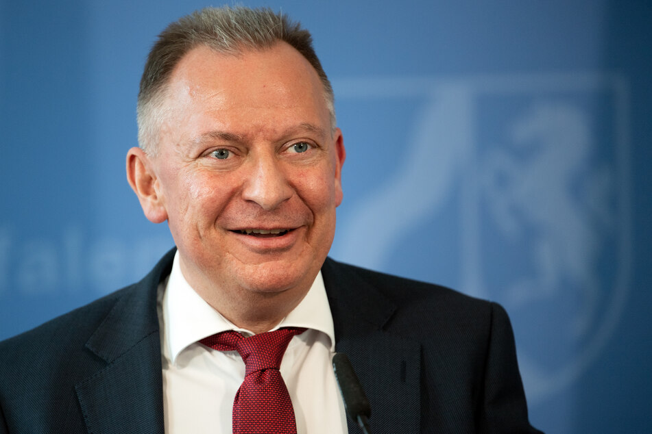 Stephan Pusch (51) ist Landrat des Kreises Heinsberg.