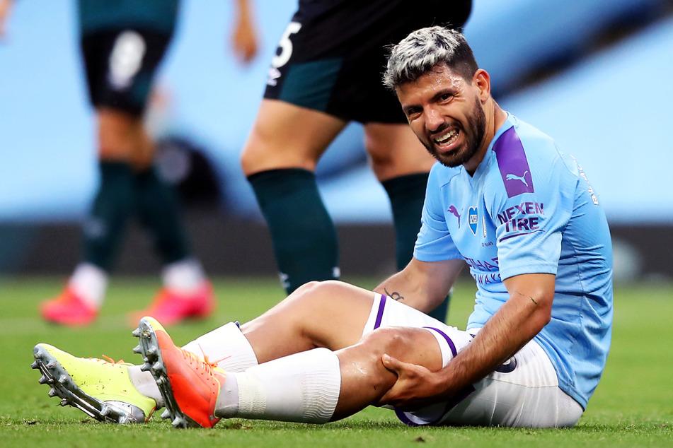 """Vereinslegende Sergio """"Kun"""" Agüero (32) wird Manchester City am Saisonende wohl verlassen."""