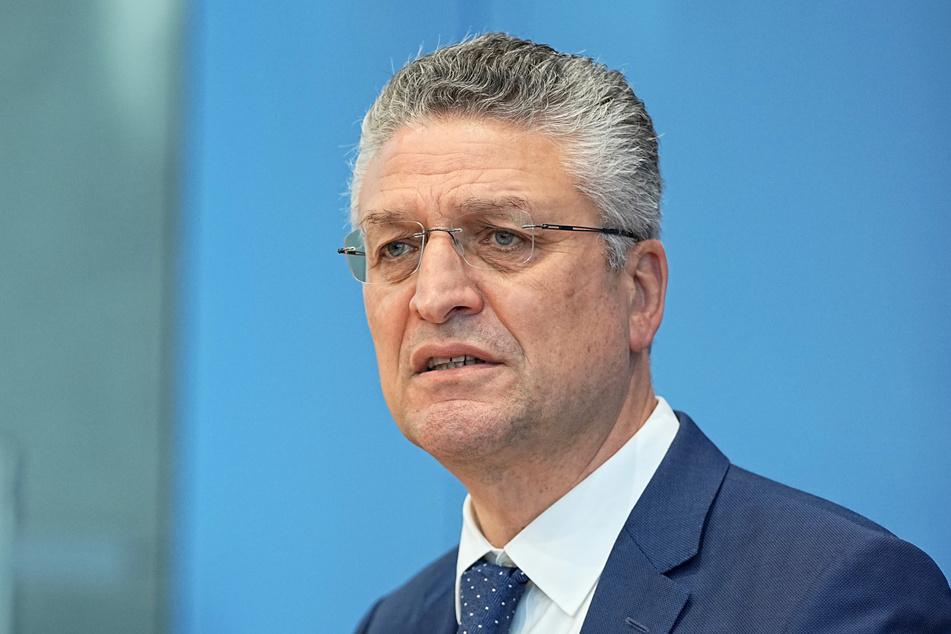 RKI-Chef Lothar Wieler (60).