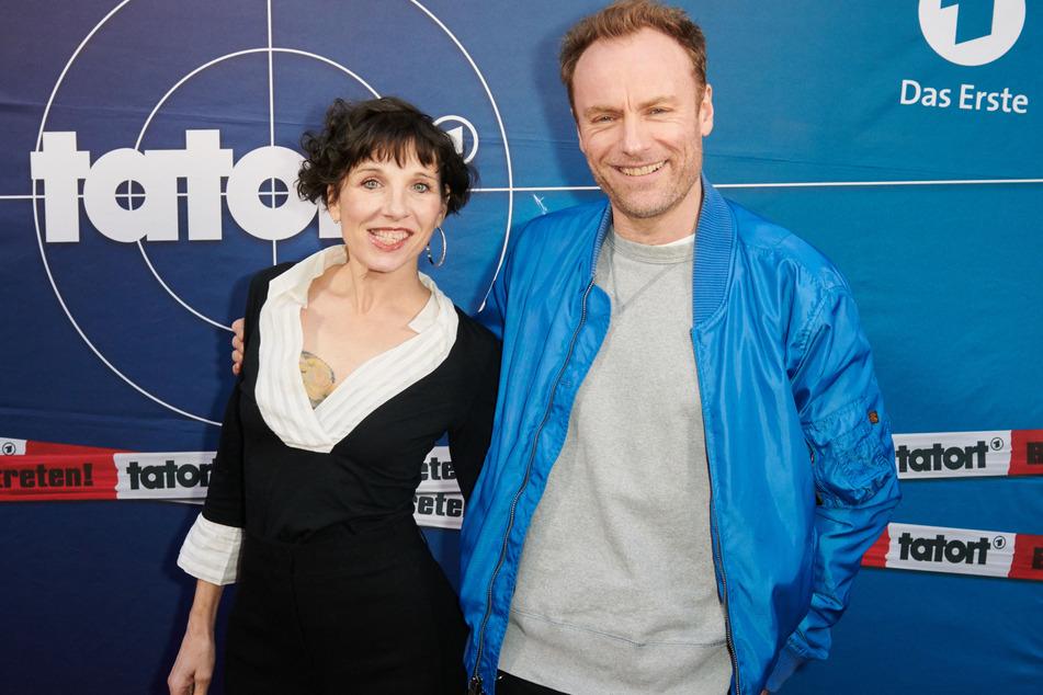 """Den Berliner """"Tatort"""" mit Meret Becker und Mark Waschke gibt es ab Freitag als Podcast."""