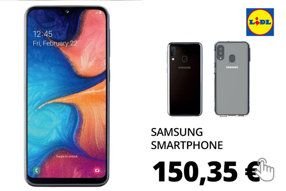 "SAMSUNG Smartphone ""Galaxy A20e Mega Pack"""