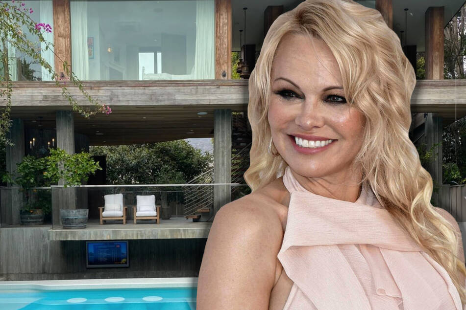 Pamela Anderson is packing up and selling her luxury Malibu home!