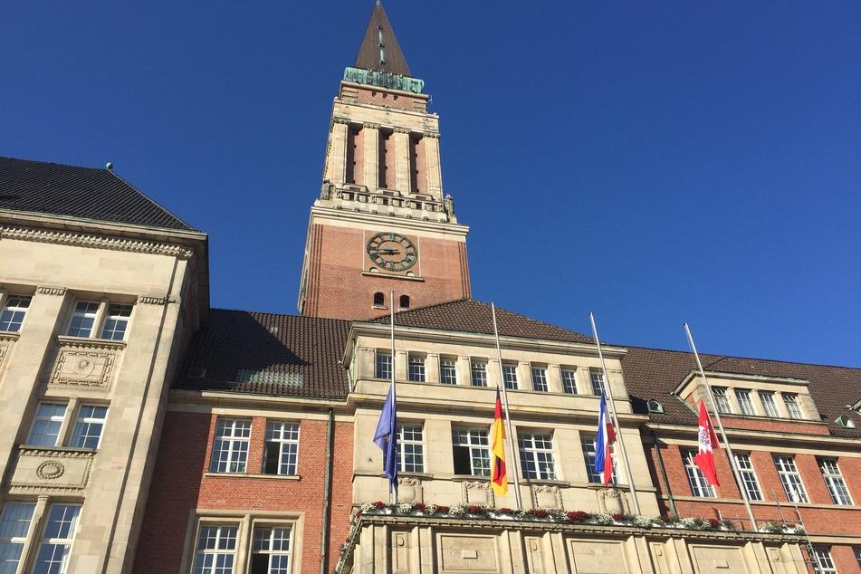 Anstatt im Rathaus wird nun im Schloss getagt.