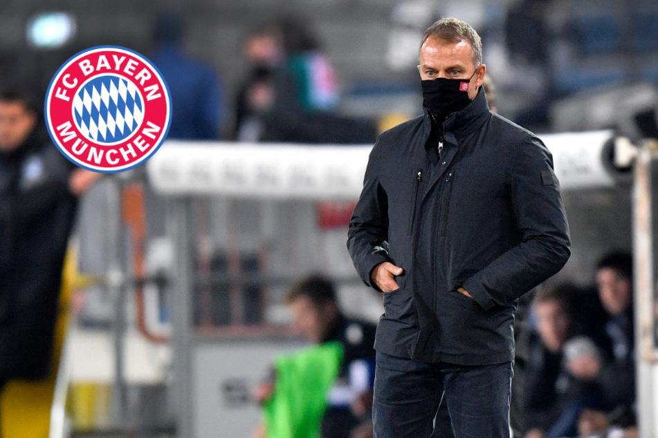 FC Bayern mit Gnabry und Sané nach Moskau: Flicks Pläne für den CL-Blitztrip