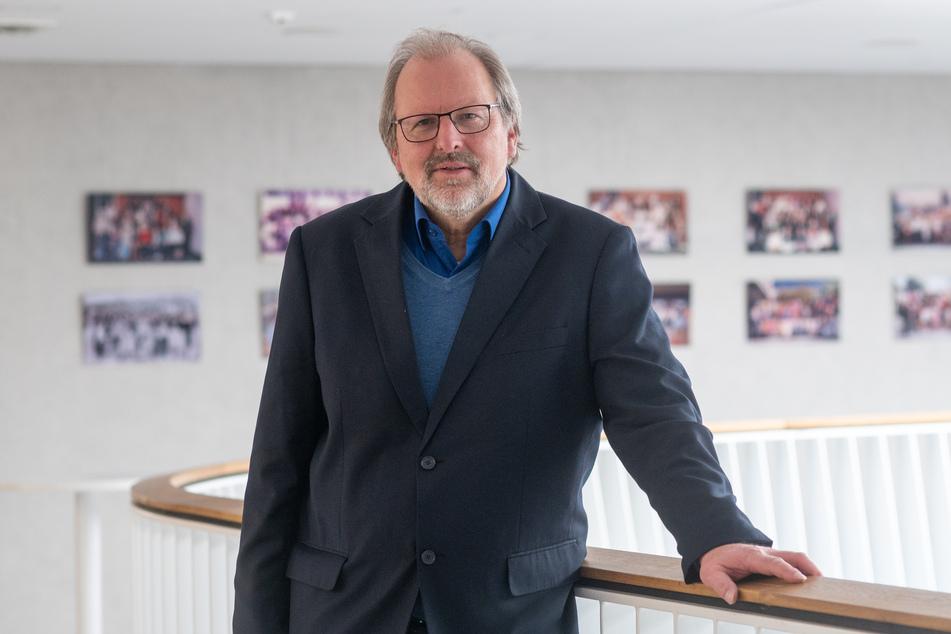 Heinz-Peter Meidinger, Präsident des Deutschen Lehrerverbandes. (Archivbild)