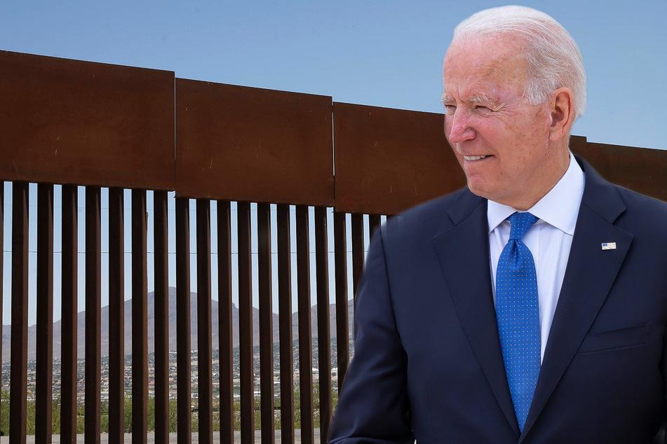 Biden administration announces plans for Trump's border wall billions