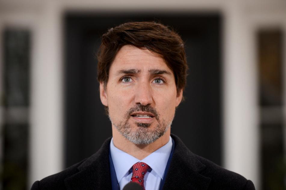 Justin Trudeau (48), Premierminister von Kanada, will die Grenze zwischen Kanada und den USA wegen Corona wohl weiter zu lassen.