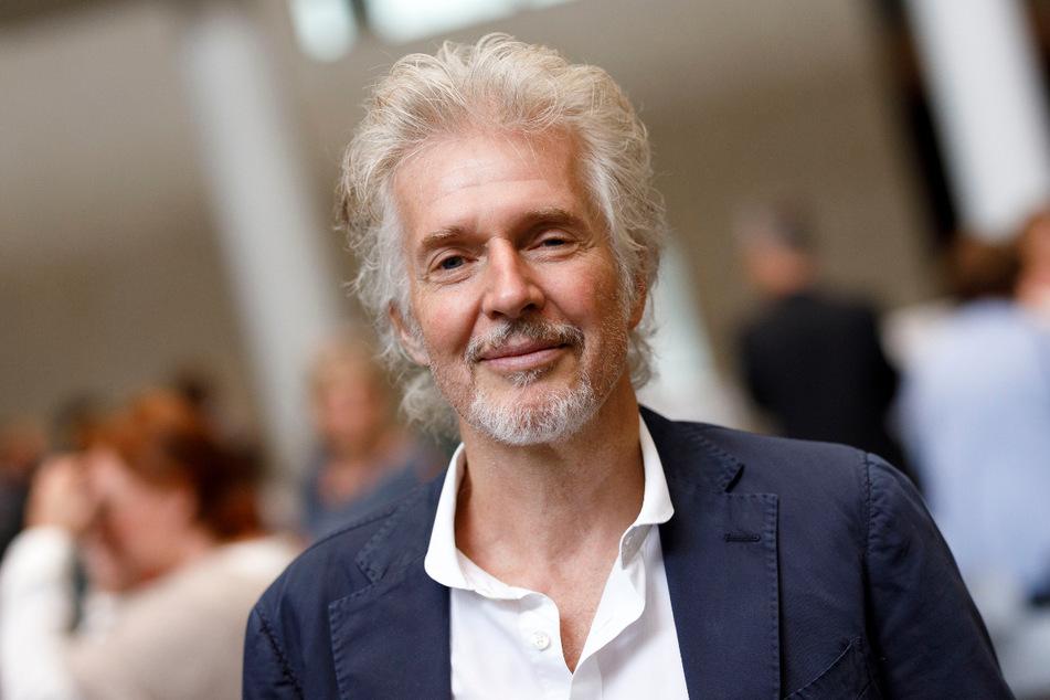 Auch Autor Frank Schätzing ist eng in die Produktion der Serie eingebunden